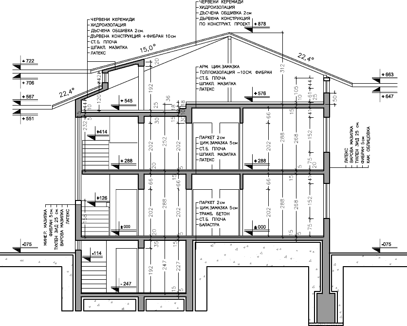 Atelier d 39 architecture maison mihailovi mussachevo for Plans d architecture maison
