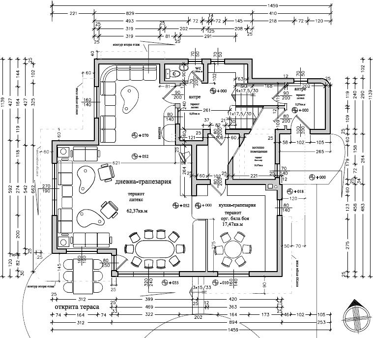 atelier d 39 architecture villa popinski sofia. Black Bedroom Furniture Sets. Home Design Ideas